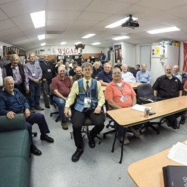 March General Meeting Draws BIG Turnout!