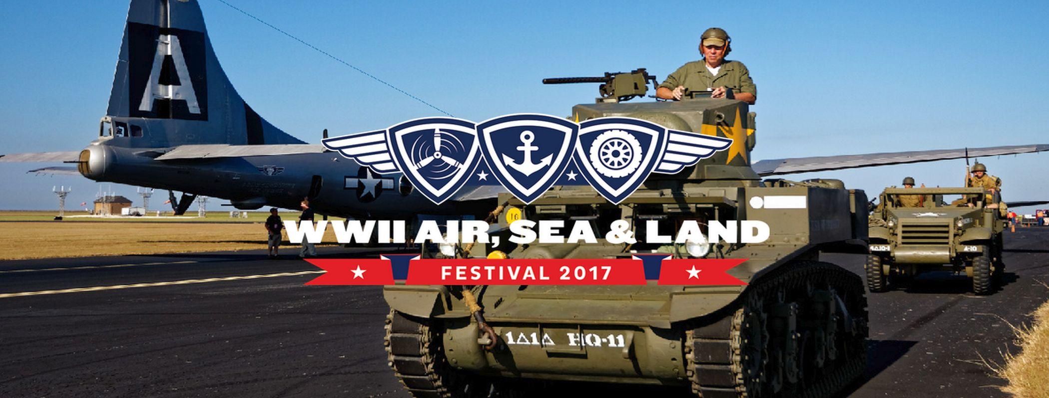 WWII Air Sea Land Fest